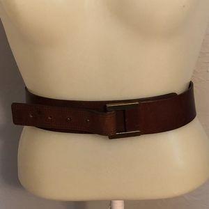 Banana Republic Vintage Leather Belt SZ L